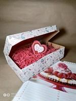 """Самосборная коробка """"Десерт"""" 230х140х60мм"""